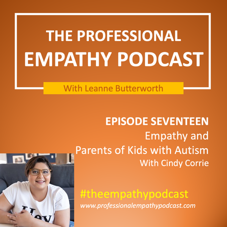 Empathy and Parents of Kids with Autism with Cindy Corrie