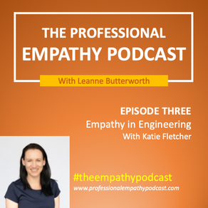 Empathy and Engineering with Katie Fletcher