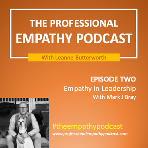 Empathy and Leadership with Mark Bray