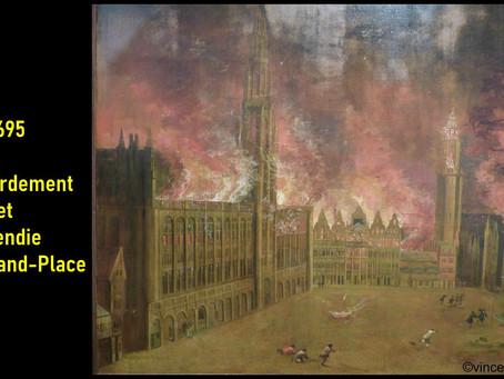 Quand un incendie est responsable d'un joyau architectural.