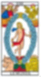 carte monde tarot vincent beckers