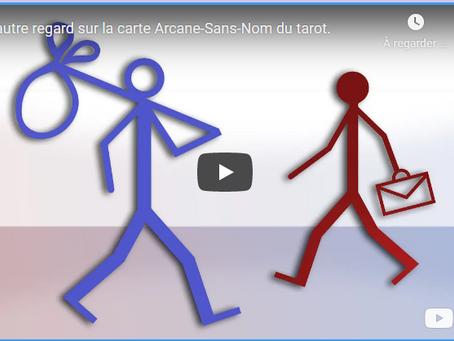 L'arcane-sans-nom en 40 secondes