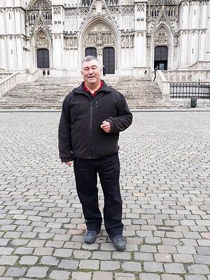 Vincent Beckers, guide touristique,visites guidées, Bruxelles, Wallonie, France
