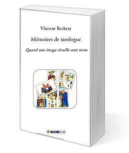 memoire tarologue, vincent beckers, livre tarot