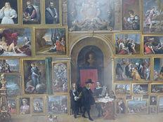 Vincent Beckers, tourisme, Bruxelles, Beaux-Arts, visite guidée musée Beaux-Arts