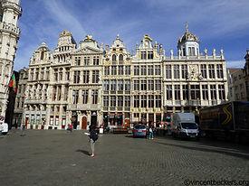 visite guidee Bruxelles - Vincent Becker