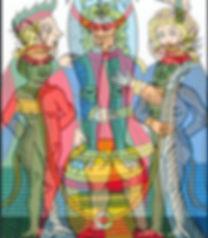 corde au cou symbolique amoureux tarot vincent beckers