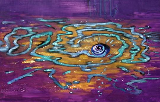 Labyrinthe glauque