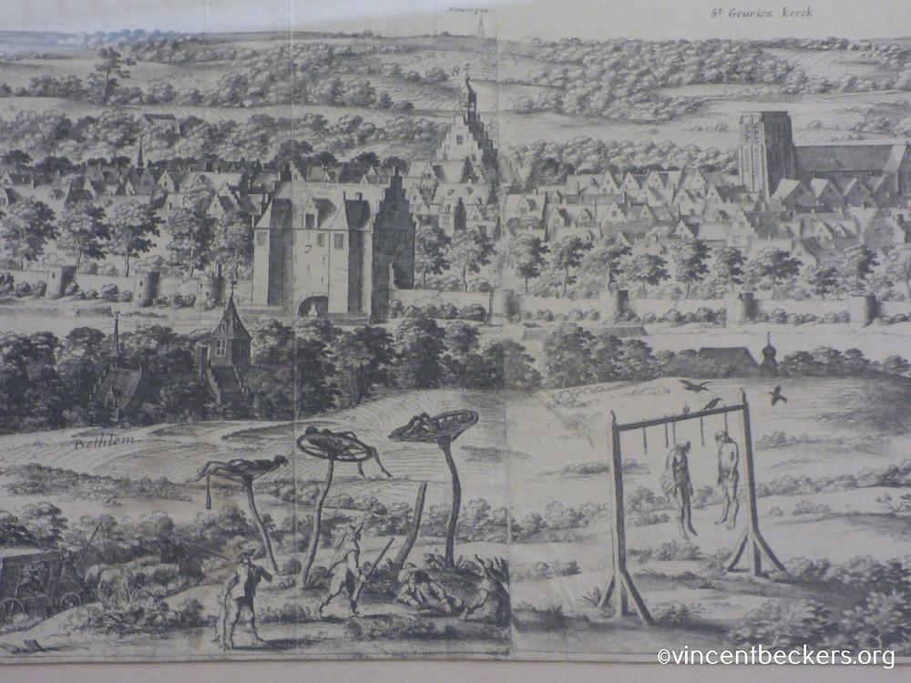 ville de Bruxelles, XVIIe siècle, visite guidée Bruxelles, visite Bruxelles, Vincent Beckers