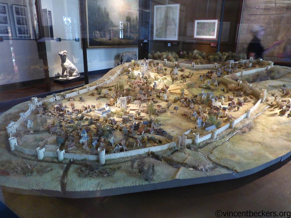 Bruxelles, visite guidée, Vincent Beckers, Bruxelles médiévale