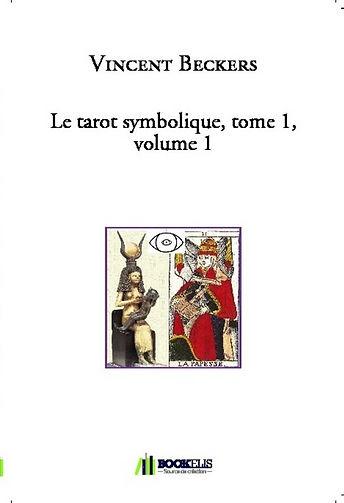 livre tarot symbolique vincent beckers