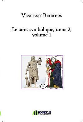 livre vincent beckers tarot symbolique