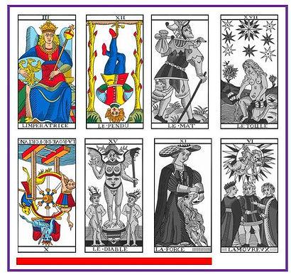 tarot, consultation tarot, cours pratique tirage tarot, tirage tarot, apprendre tarot, savoir interpréter tarot