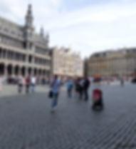 visite guidée Grand-Place Bruxelles, Vincent Beckers, historique, guide touristique