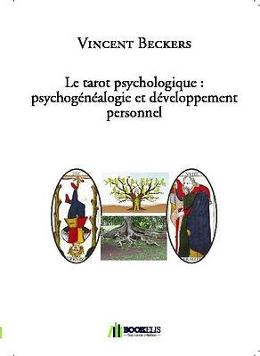 livre tarot psychologique vincent beckers