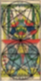 etude centre carte tarot chariot vincent beckers