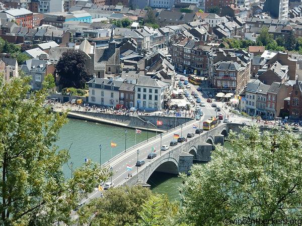 Namur, visite Namur, visite Wallonie, guide touristique, Wallonie tourisme, Vincent Beckers,vue sur Namur, visite guidée Namur