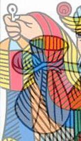 symbolique carte du tarot le mat hermite vincent beckers