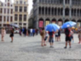 visite Bruxelles, réseau gudes francophones indépendants