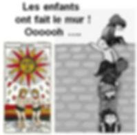 symbolique mur carte tarot vincent beckers