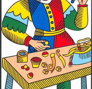 Le puzzle du Bateleur