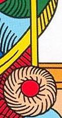 carte pape tarot symbolique vincent beckers