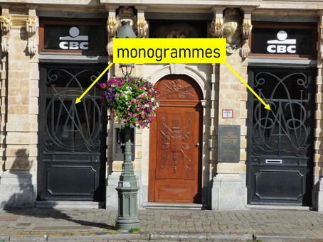 Monogramme, monogramme, est-ce que j'ai une tête de monogramme ?