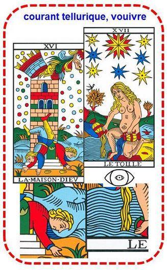 symbolique vouivre carte imperatrice tarot vincent beckers
