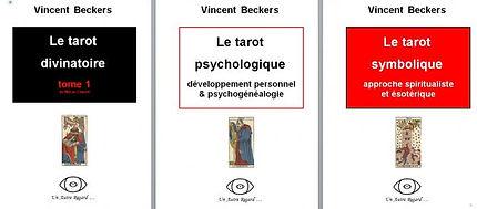 tarot divinatoire vincent beckers livre
