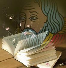 Vincent Beckers, tarot, Hermite, carte Hermite tarot