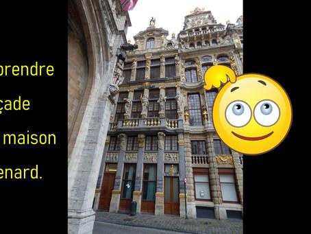 Comprendre la façade du Renard : tout un art ! (et ça rime !)