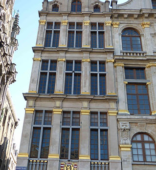 visite guidée Grand-Place Bruxelles, Vincent Beckers, architecture Grand-Place