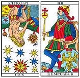 vincent-beckers, étoile renverse, carte tarot, inceste