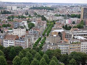 Bruxelles boulevards, visite Bruxelles, Bruxelles tourisme, visite guidée Bruxelles, Bruxelles historique