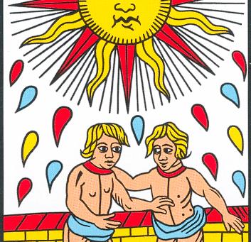 Le puzzle du Soleil