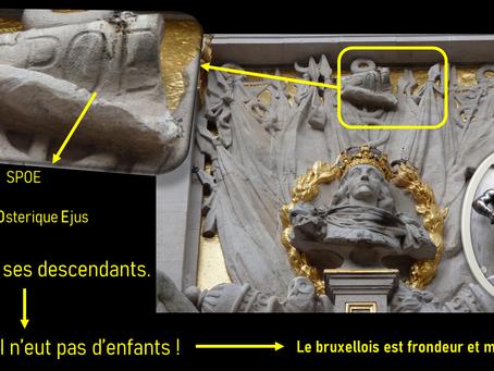 Les secrets de Charles II à la maison du Roy d'Espagne