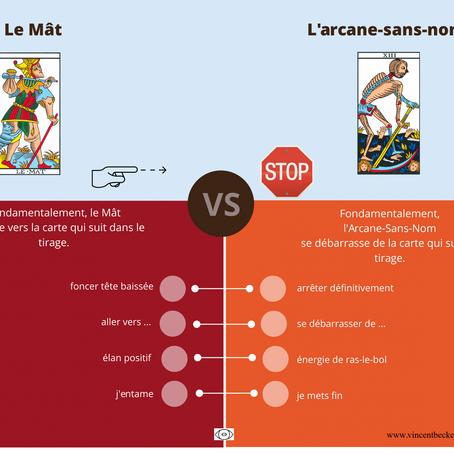 Le Mât vs. l'Arcane-sans-Nom
