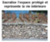 symbolique mur carte tarot séparation vincent beckers
