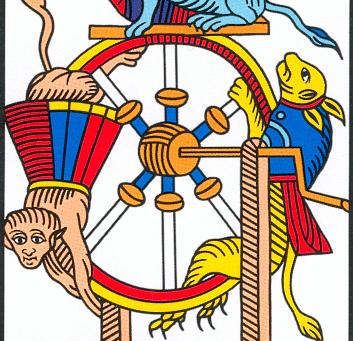 Le puzzle de la roue de fortune