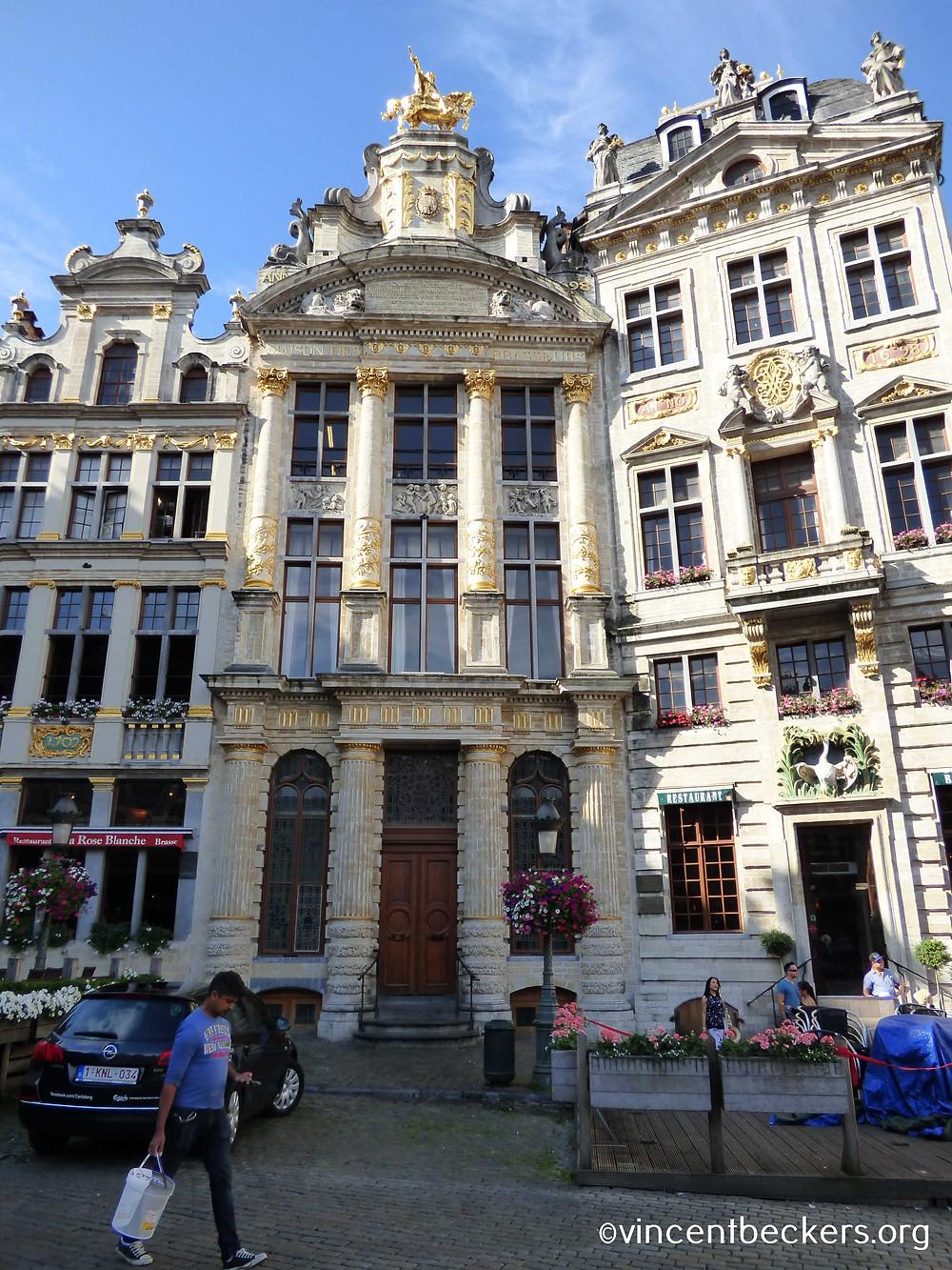 Un secret, maison des Brasseurs à la Grand-Place de Bruxelles ? Visite guidée Grand-Place Bruxelles, Vincent Beckers