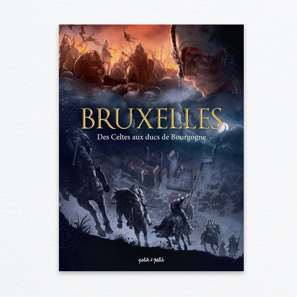 histoire de Bruxelles, Vincent Beckers, visite guidée Bruxelles