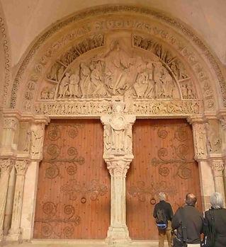 Vincent Beckers causerie symbolisme Vézelay