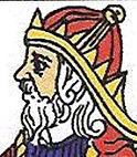 carte empereur tarot vincent beckers