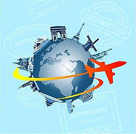 monde carte tarot vincent beckers voyager