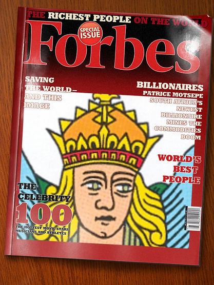 magazine carte bateleur tarot