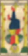 cours tarot gratuit en ligne pendu