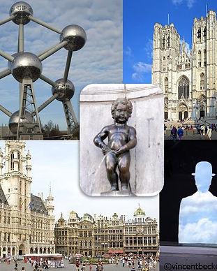 Vincent Beckers visite guidée Bruxelles