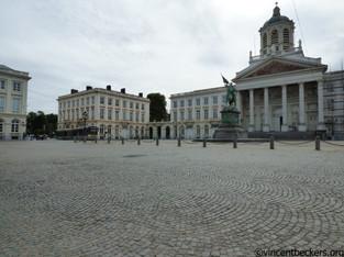 Ancien palais du Coudenberg, le lieu du pouvoir médiéval