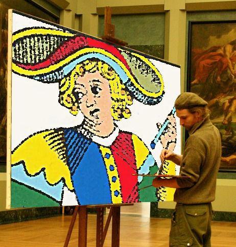 Vincent Beckers, tarot bateleur, carte bateleur