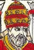 carte pape tarot vincent beckers